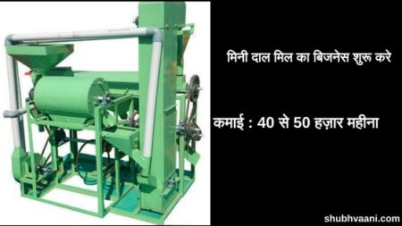 Dal Mill Business Information in Hindi
