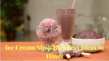 Ice Cream Making Business Ideas in Hindi
