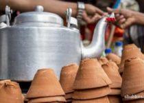 start tea shop business in hindi
