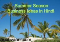 summer season business ideas in hindi