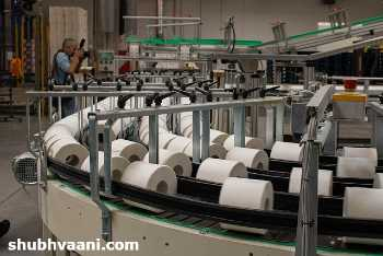 Tissue Paper Making Business In Hindi